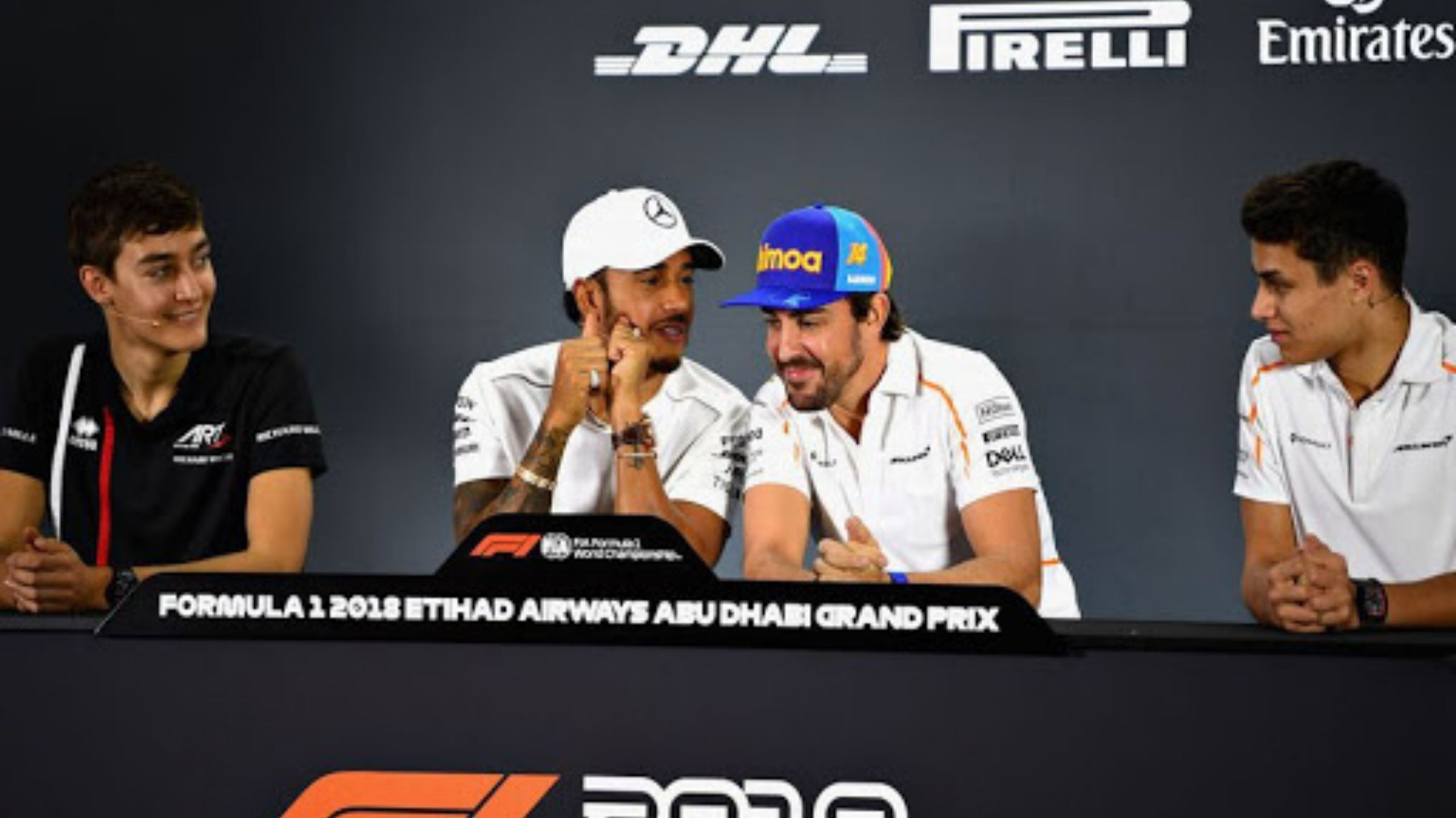 """In five days, not a hundred, he went from last to first"" - Fernando Alonso evaluates the George Russell situation from Williams to Mercedes"