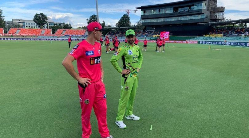 SIX vs THU Big Bash League Fantasy Prediction: Sydney Sixers vs Sydney Thunder – 22 January 2021 (Adelaide). The table-toppers Sydney Sixers will welcome back Moises Henriques and Sean Abbott in this game.