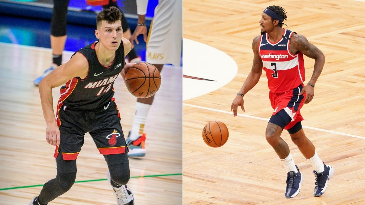 """""""Bradley Beal could go to Miami Heat"""": Kevin O'Connor speculates that NBA Finalists may attempt to trade for Wizards star, include Tyler Herro in package"""