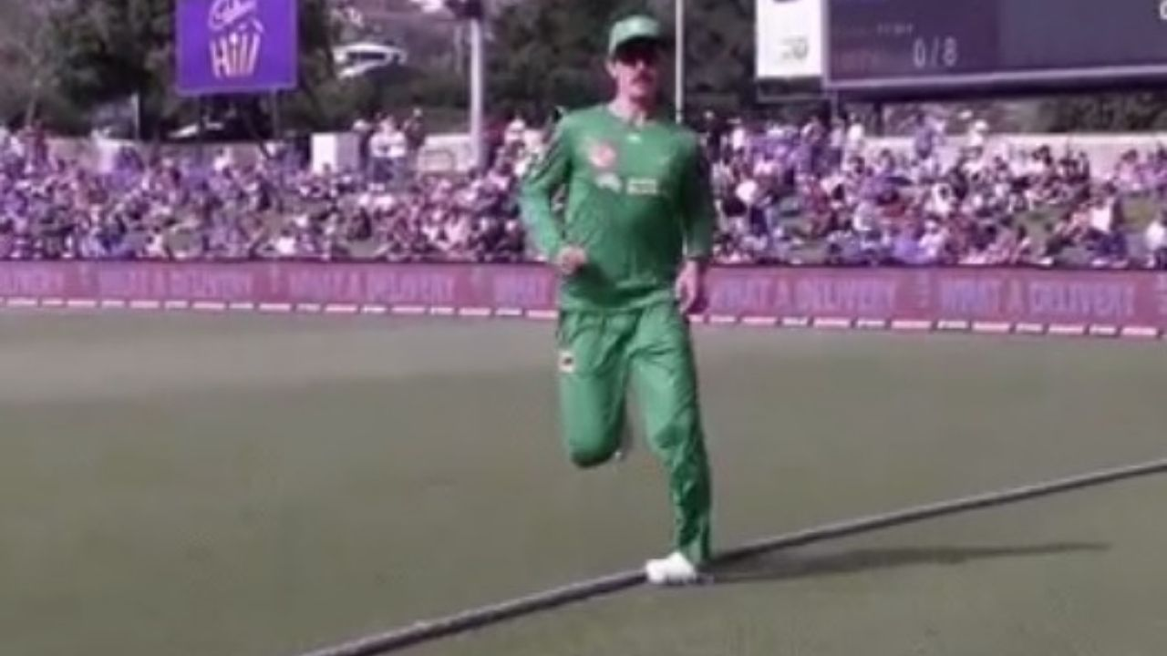 Nic Maddinson injury: Why did Stars substitute Maddinson with Lance Morris in BBL 10 match vs Hurricanes?