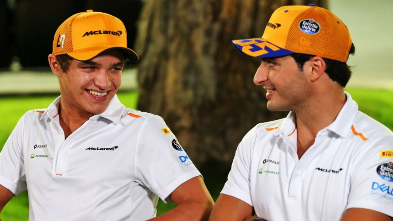 """""""I'm willing to keep having in the future""""- Carlos Sainz hopes to repeat Lando Norris bromance with Charles Leclerc"""