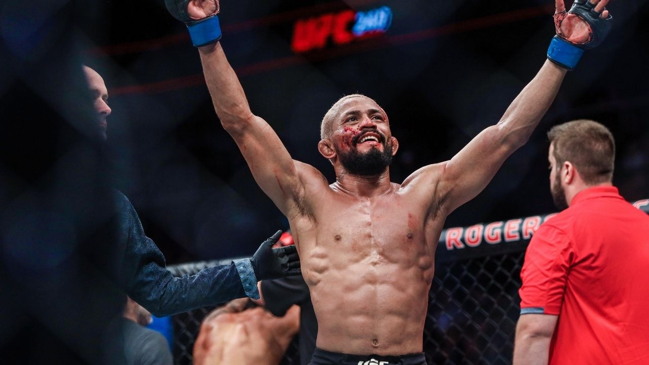 'I want the UFC to look at me with different eyes': Deiveson Figuereido Conveys His Want For Pay-Per-View Points