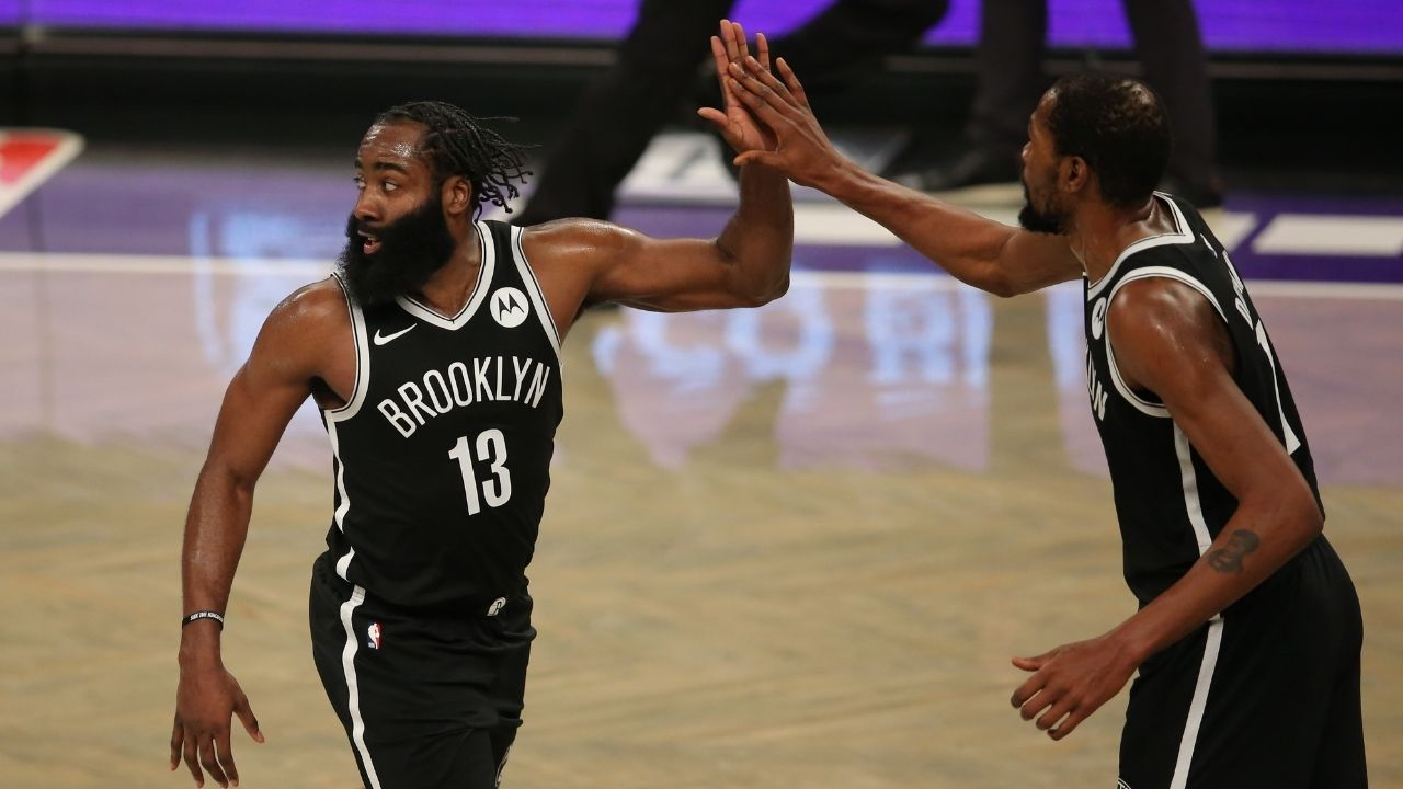 """""""Kevin Durant and I are men now"""": James Harden reflects on his days with OKC and says him and Brooklyn MVP are more mature now"""