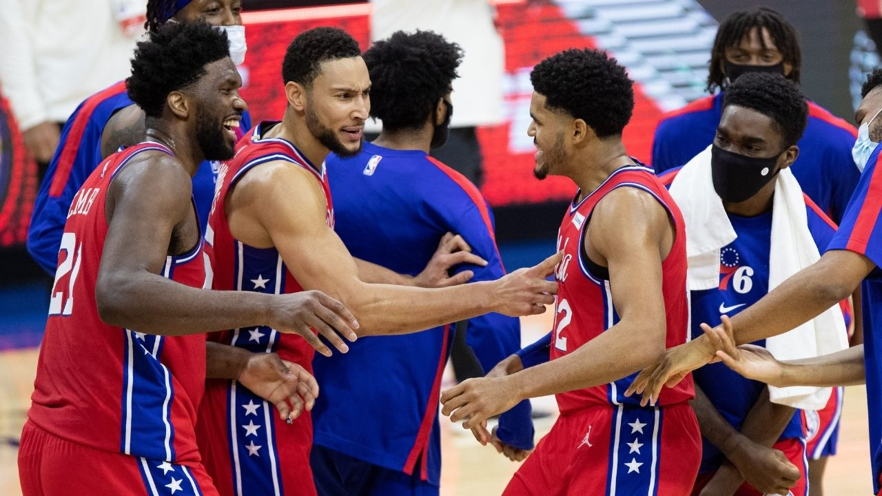 """""""Daryl Morey added a lot of pressure on Joel Embiid"""": Sixers GM proclaims this season to be championship-or-bust for Ben Simmons and co"""