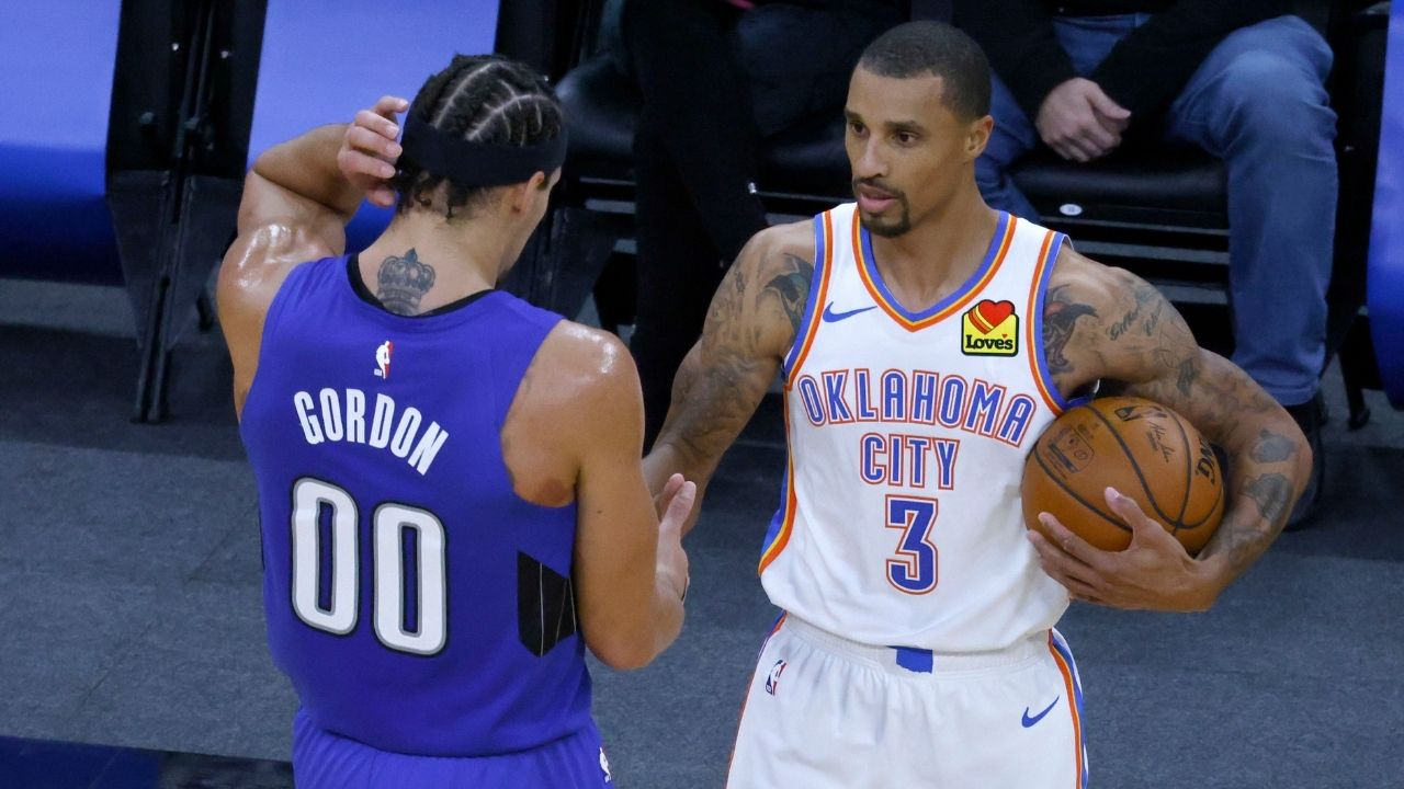 """You can't tell me what not to do"": OKC Thunder star George Hill slams the NBA's COVID-19 protocols, suggests not playing"