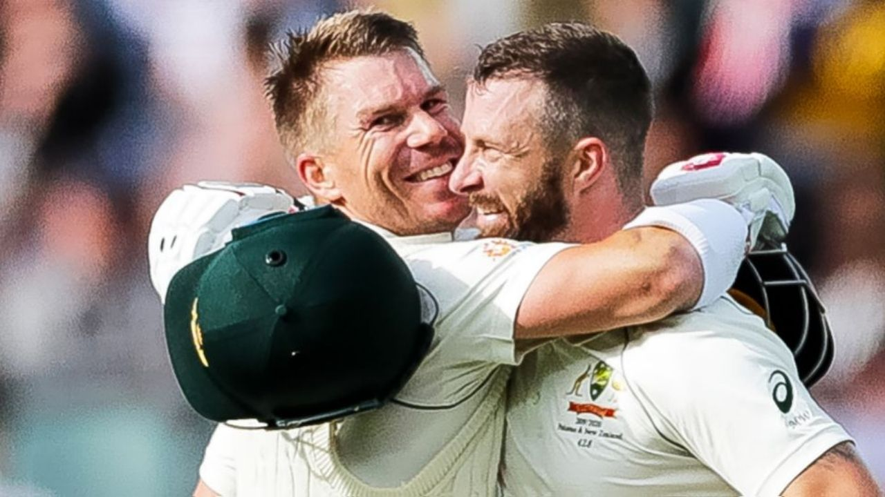 """Expect David to play,"" says Matthew Wade on David Warner playing Sydney Test vs India"