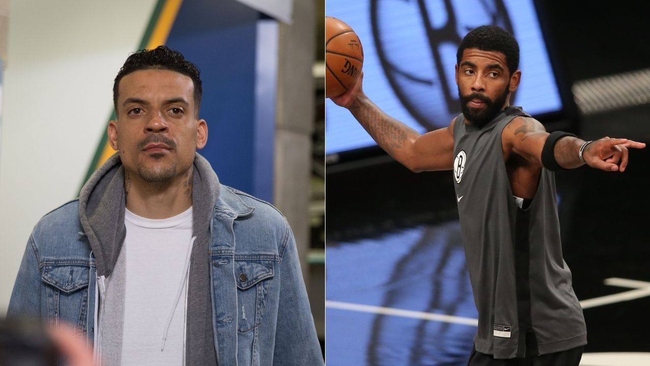 """I'm trading Kyrie Irving for depth instead"": Matt Barnes explains why former LeBron James teammate does more harm than good for Kevin Durant, James Harden and the Nets"