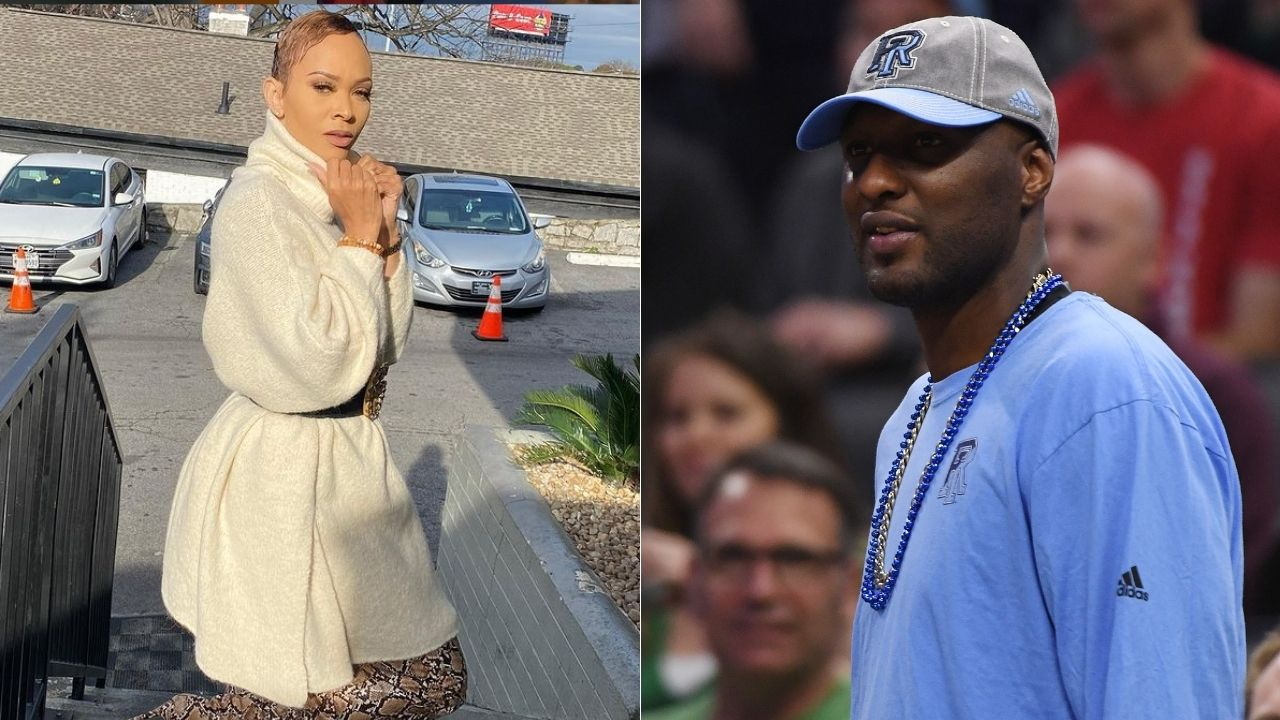 """""""Sabrina Parr is bitter"""": Former Lakers star's fiance announces she's dating again after Lamar Odom calls her 'bitter'"""