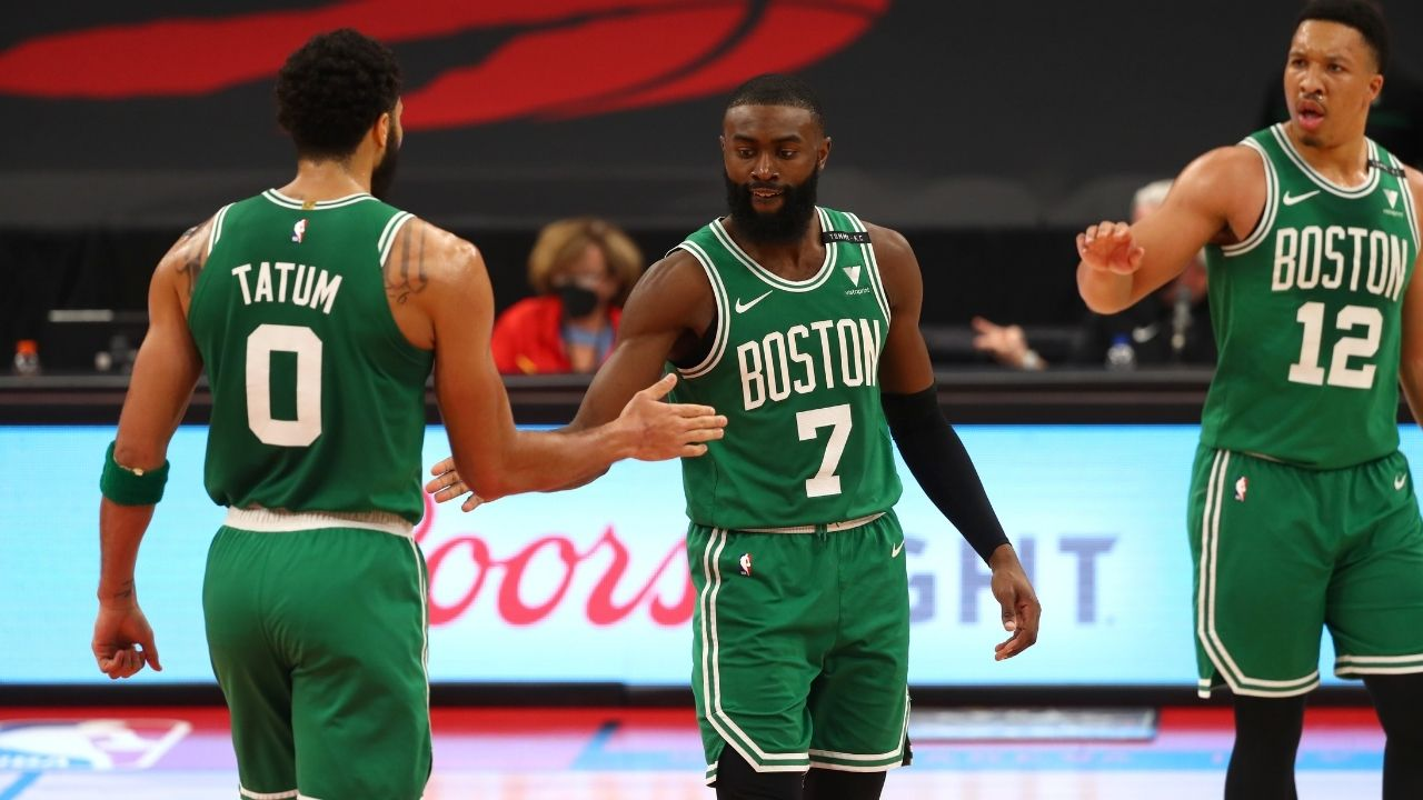 'Jayson Tatum and Jaylen Brown are a top 3 duo': Celtics stars emulate Steph Curry, Kevin Durant, Kobe Bryant and Shaquille O'Neal with insane stat