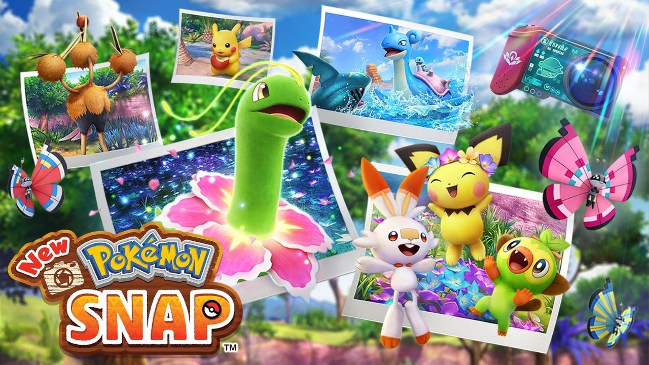 Pokémon Snap: Where to preorder Pokemon Snap and what are the Pre bonuses?