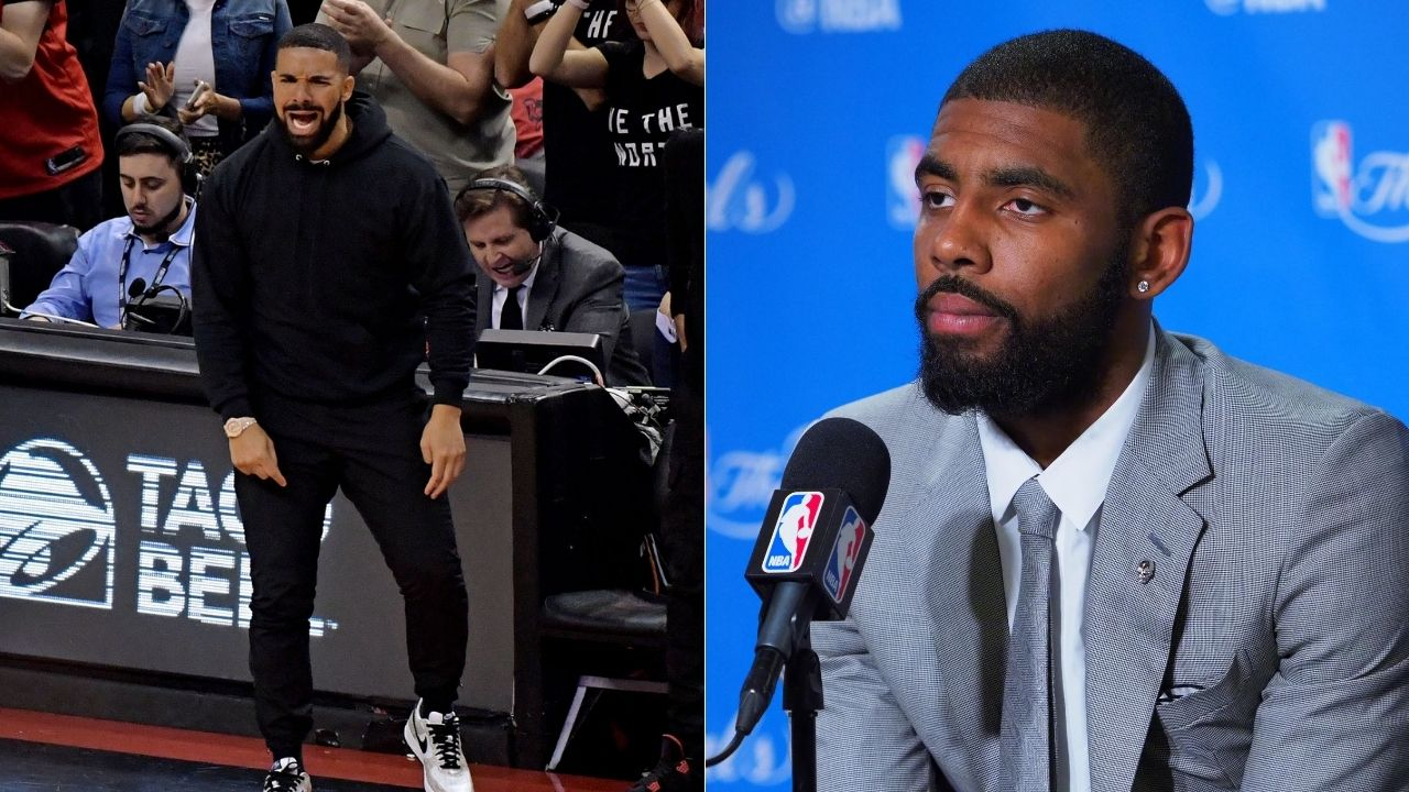 """""""Kyrie Irving is partying with Drake"""": Nets star's absence for 'personal reasons' explained as he's rumored to be celebrating sister's 30th birthday in Toronto"""
