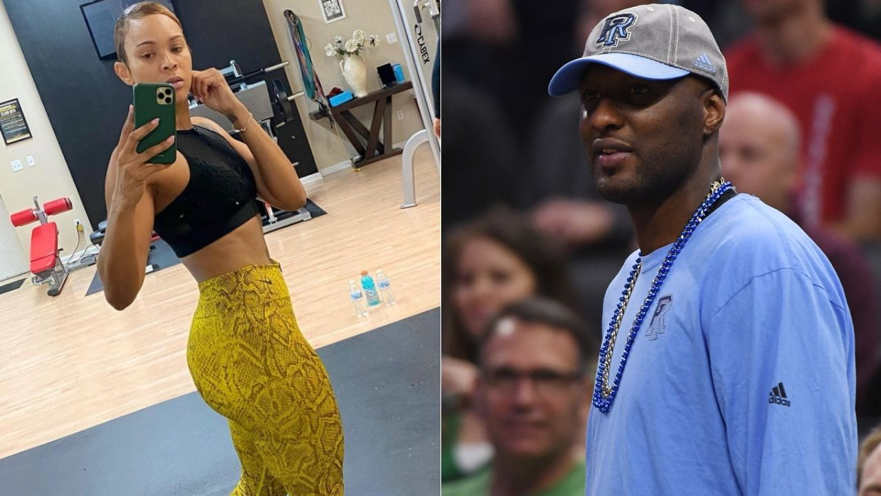 """""""Lamar Odom's social media is being held hostage"""": Former Lakers star accuses ex-fiance Sabrina Parr of changing his passwords"""