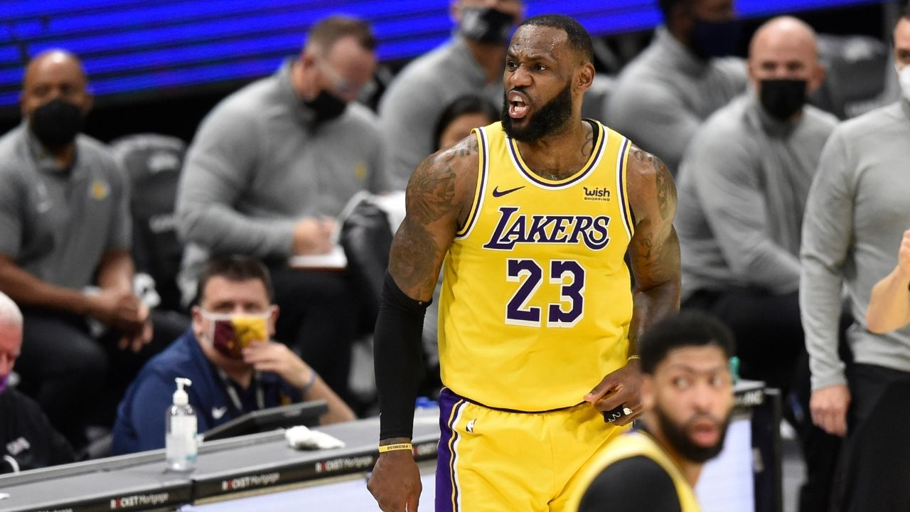 """""""LeBron James took it personally"""": Lakers star reveals the motivation behind his 21-point 4th quarter in win against Cavaliers"""