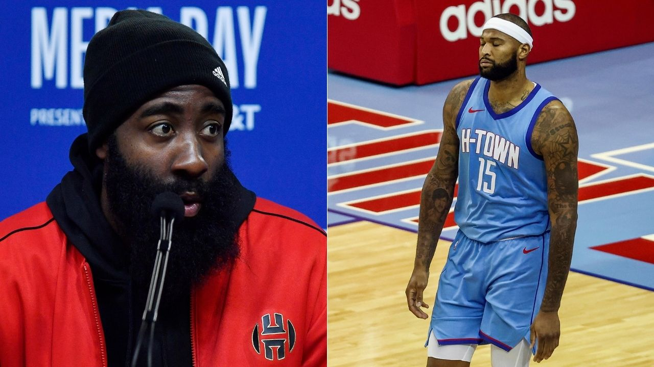 """""""Disrespect started way before any interview"""": DeMarcus Cousins takes shots at James Harden for demeaning Rockets teammates all season"""