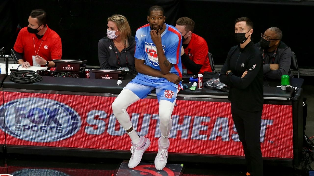 """""""Kevin Durant doesn't need your validation"""": Nets star mocks bandwagon fans, says he doesn't need all this praise for his comeback from Achilles tear"""