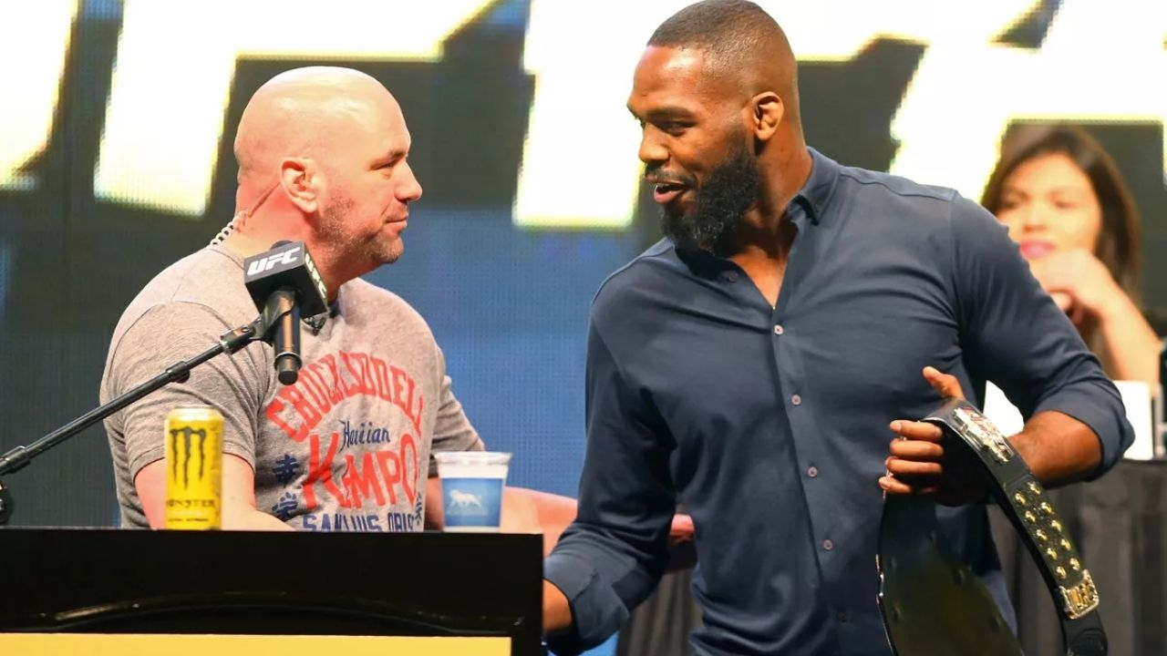'We're trying to get that overturned': Dana White reveals UFC is trying to erase the only loss of Jon Jones' career