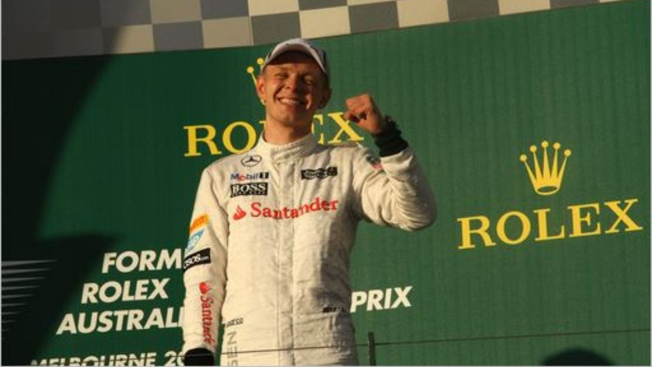 """""""I had pretty high expectations""""- Kevin Magnussen hoped to challenge for championship after debut podium"""