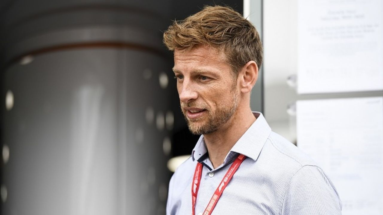 """""""Mick is the complete opposite to that guy I think, so I think he will shine""""- Jenson Button attacks Nikita Mazepin"""