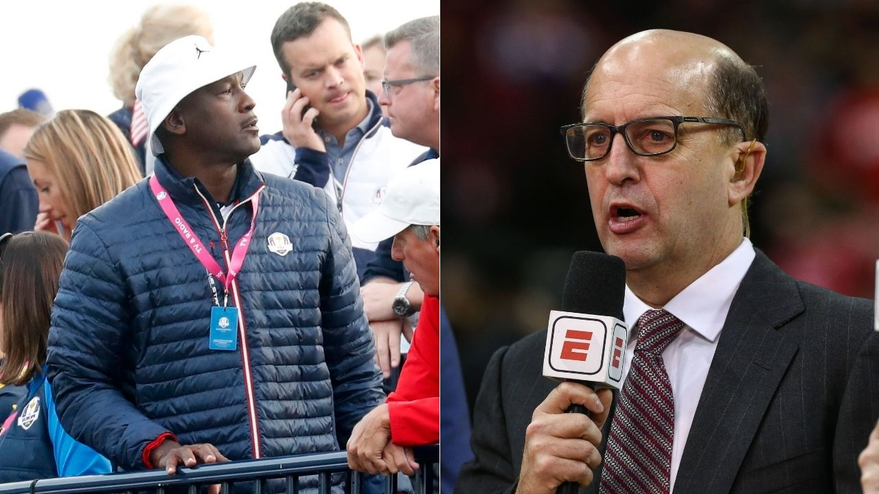 """Michael Jordan cons his opponents"": When Jeff van Gundy was paid back in kind by the GOAT for being called a 'conman' with 51 points in win over Knicks"