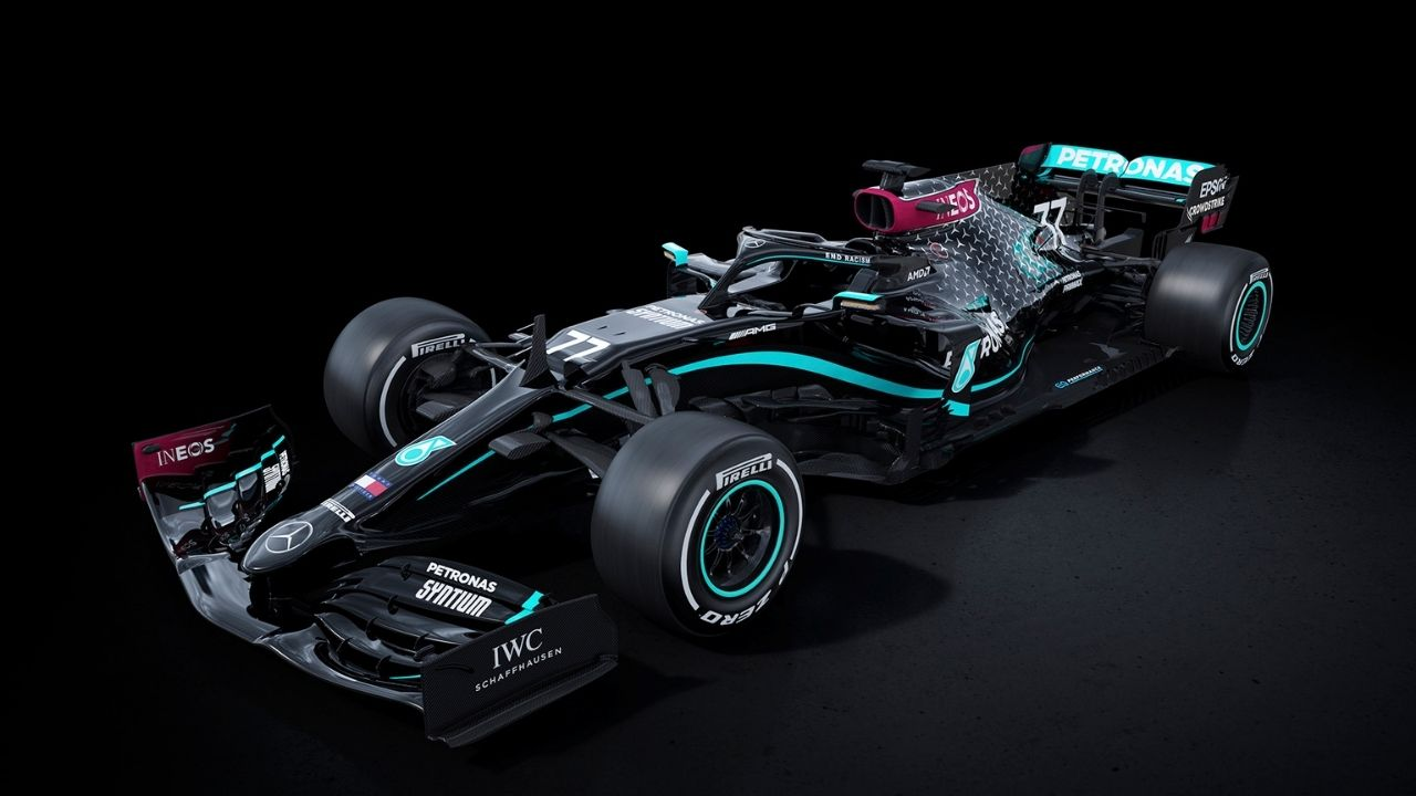 Mercedes to continue with black livery this season in tribute to Lewis Hamilton's campaign for diversity