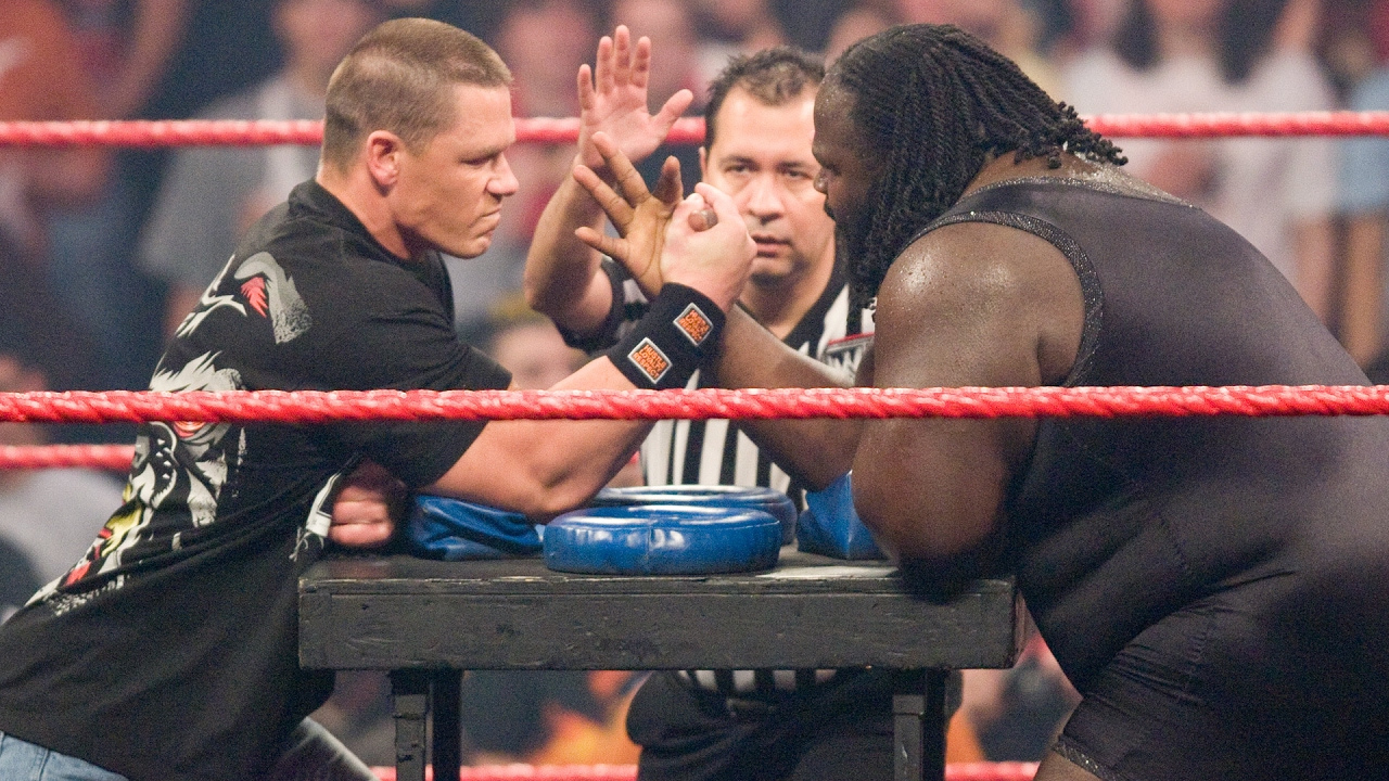 Mark Henry responds to claim that John Cena didn't want to work him