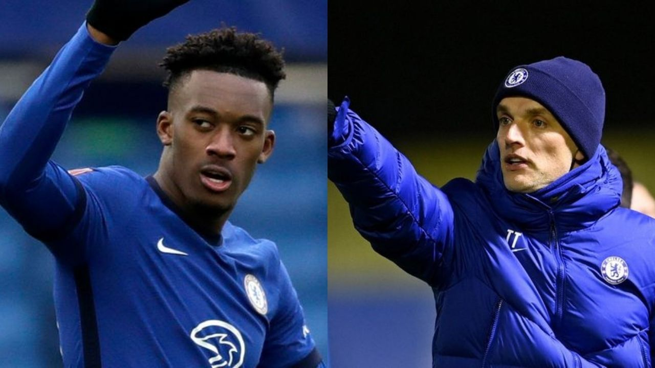 """""""He Wants us to be Direct"""",Callum Hudson-Odoi Offers Insight On Thomas Tuchel's Tactics And Training Sessions At Chelsea"""
