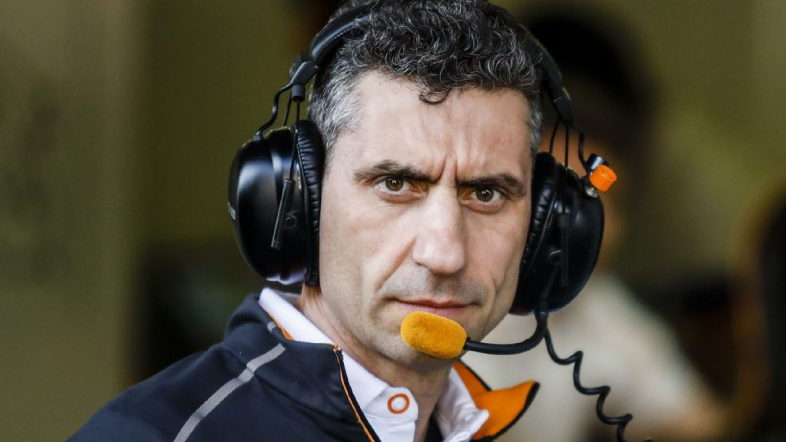 """""""One quality I really like about him is that he doesn't cry"""" - McLaren racing director in awe of star driver Lando Norris"""