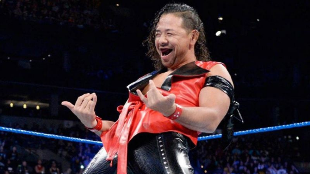 Shinsuke Nakamura completes Face Turn with return of The Rising Sun