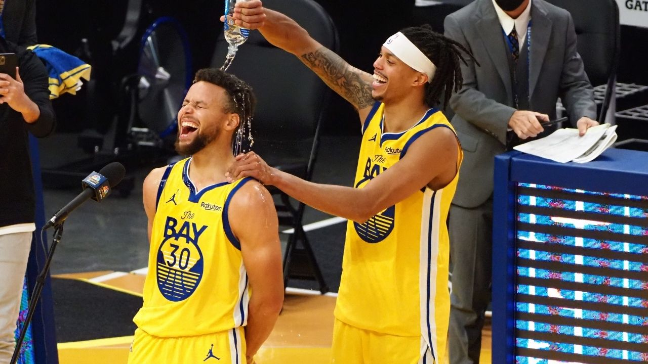"""""""Stephen Curry is the NBA's most clutch player"""": Ridiculous stat shows how the Warriors' star is the new King of the Fourth Quarter"""