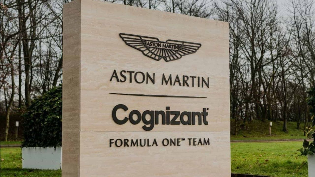 """""""I think we can give anybody a run for their money""""- Lawrence Stroll on Aston Martin contention"""