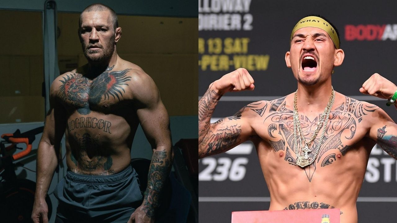'I would happily rematch Max and after a performance like that': Conor McGregor lauds Max Holloway for his epic performance at UFC Fight Island 7