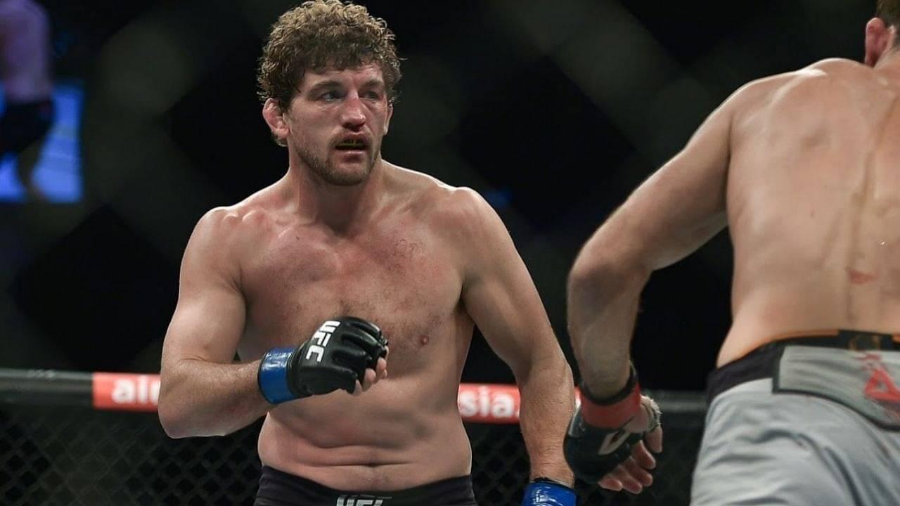 Ben Askren Striking: How good is the former UFC fighter ...