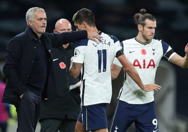 """""""Not one second of discussion"""": Jose Mourinho Says Tottenham Have Not Discussed Gareth Bale's Future At The Club"""