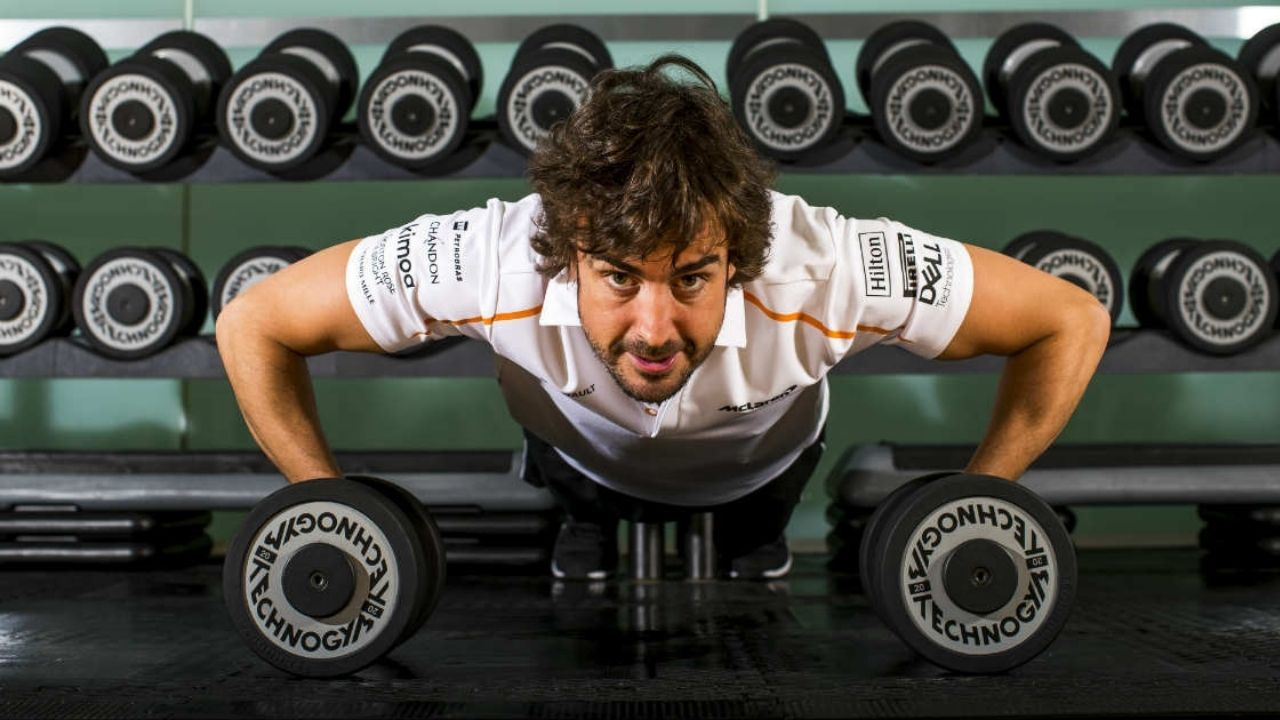 """""""I'm ok""""- Fernando Alonso gives a huge relief to his fans with the latest health update after Cycling Accident."""