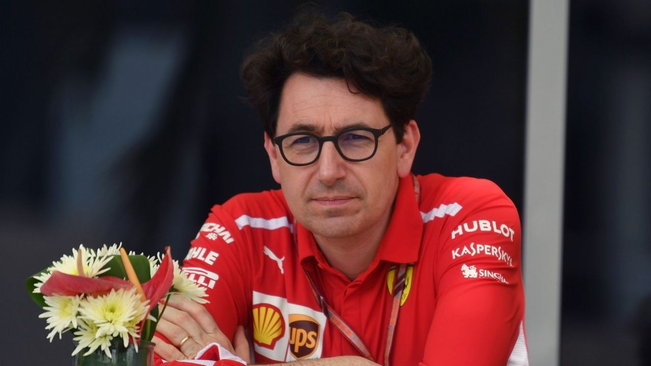 """""""I know that my time is not infinite""""- Mattia Binotto explains Ferrari can tolerate his failures to an extent"""