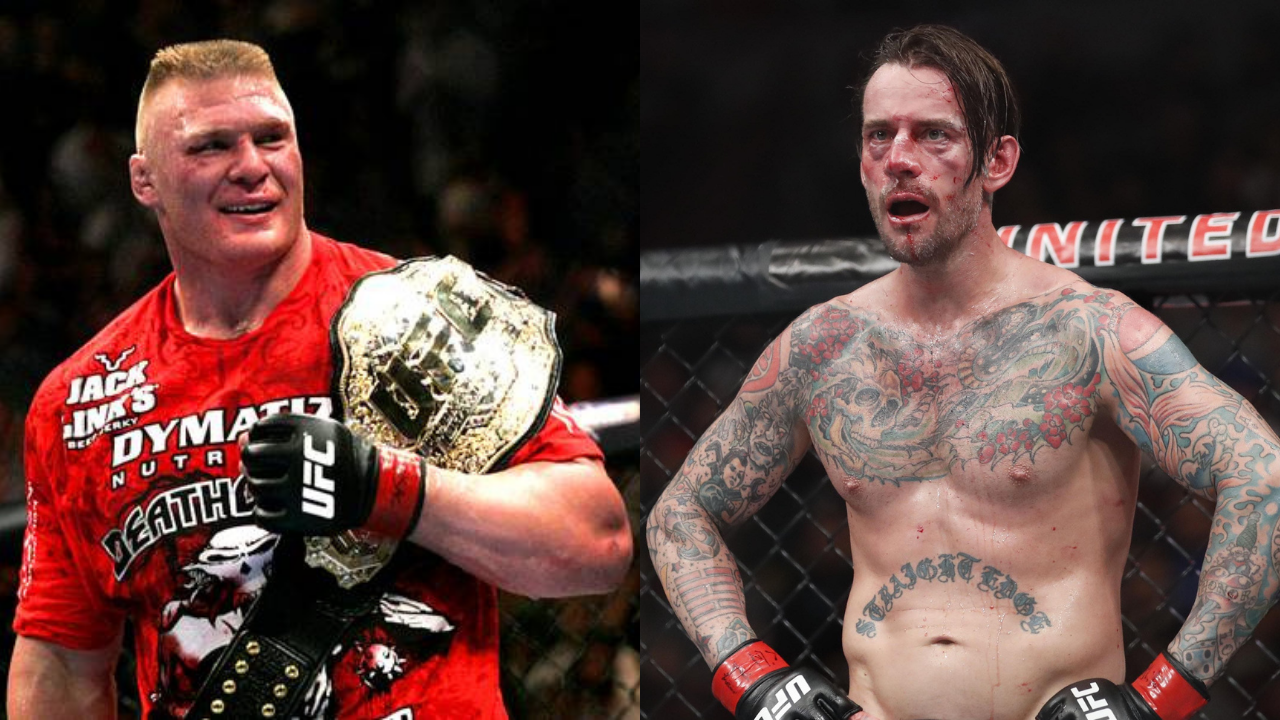 The Undertaker explains why CM Punk failed and Brock Lesnar succeeded in UFC
