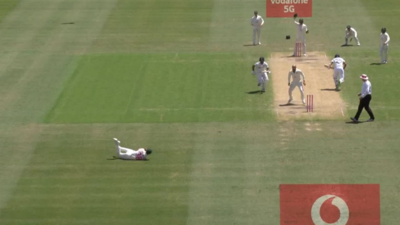 Hazlewood run-out: Watch Josh Hazlewood's masterly fielding effort runs out Hanuma Vihari in Sydney Test