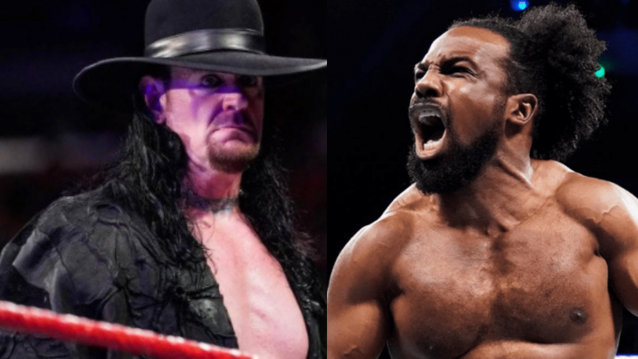 Xavier Woods hits back at The Undertaker for preferring WWE locker room full of men with 'guns & knives in their bags'