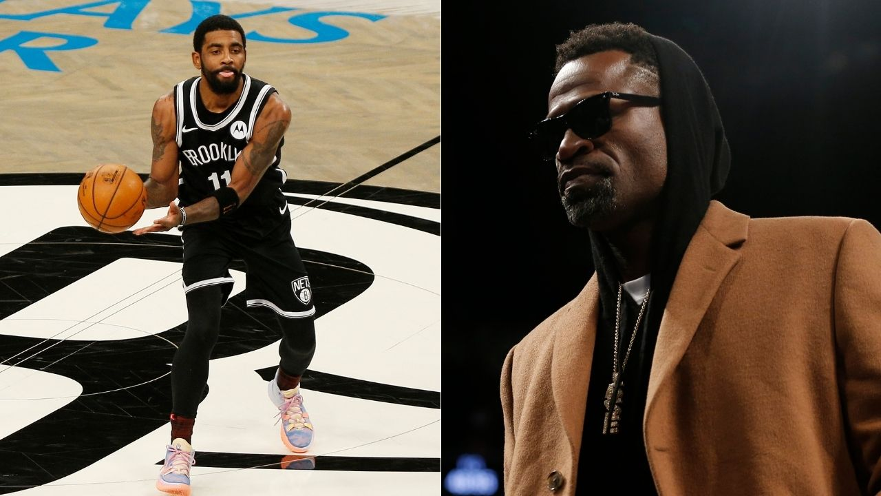 """""""Kyrie Irving bought a house for George Floyd's family"""": Stephen Jackson praises Kyrie's good deeds during his mysterious absence from the Nets squad"""