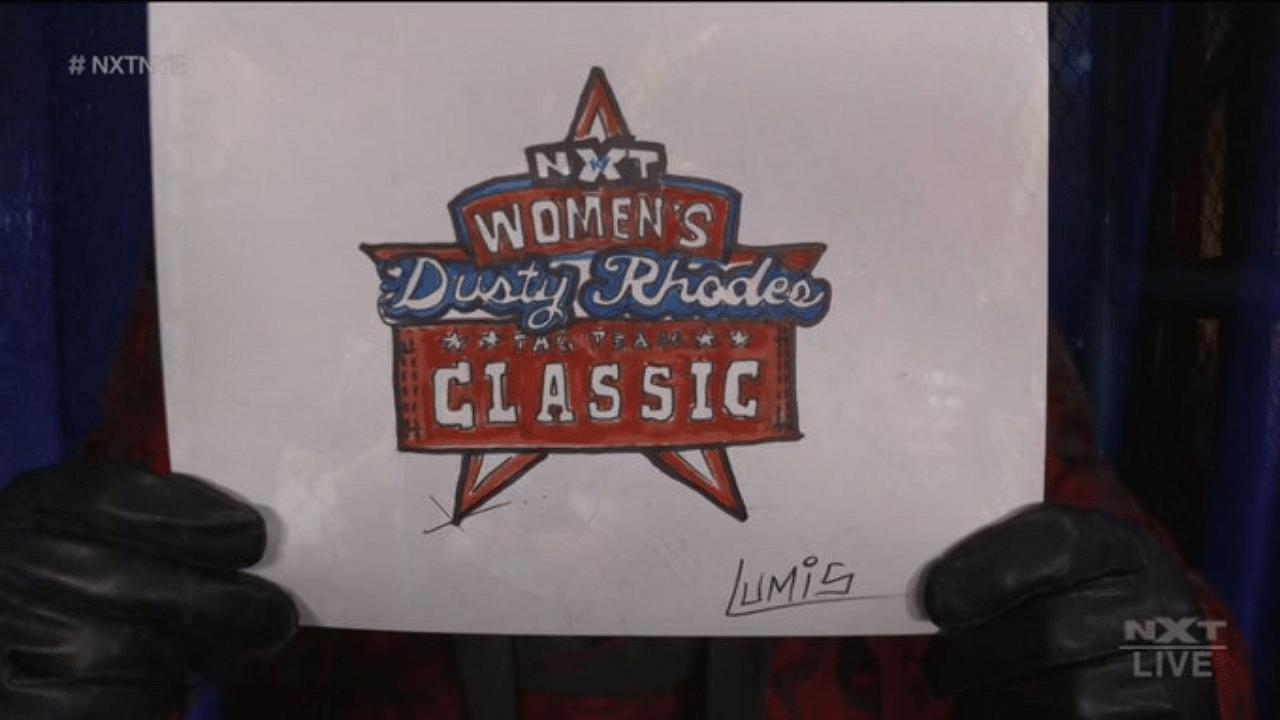 WWE announces Women's Dusty Rhodes Classic