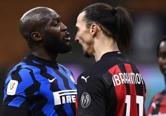 """""""I will shoot you in the head"""": Romelu Lukaku's Parting Message To Zlatan Abramovich After The AC Milan Strikes Labels Him As A Donkey"""