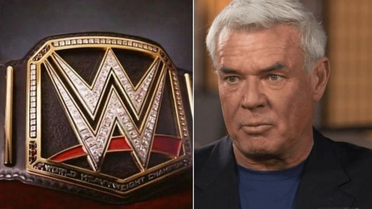 Eric Bischoff says Hall of Famer was a failure as WWE Champion