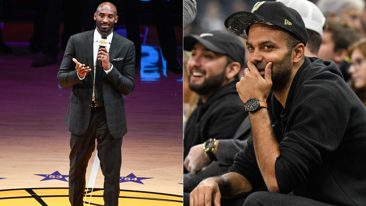 """""""I'm Kobe Bryant, Tony Parker is why I didn't win more championships"""": Lakers legend's appearance on Spurs Finals MVP's documentary 'The Final Shot' is quite a watch"""