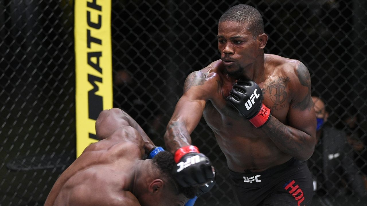 Kevin Holland intends to take apart Derek Brunson with a 'Knockout of the century'