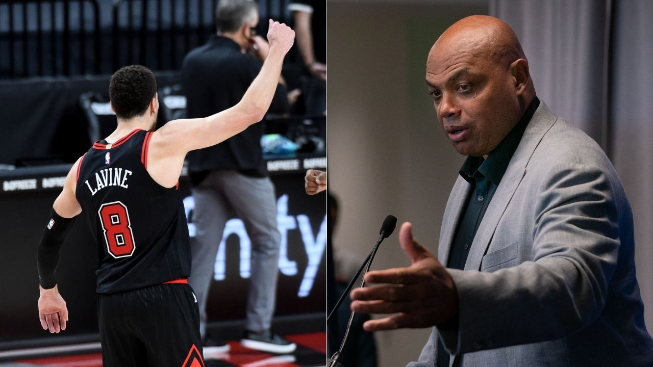 'The Charles Barkley curse is working': Chicago Bulls are 4-1 ever since Chuck called them 'the worst team in the NBA' on Inside The NBA