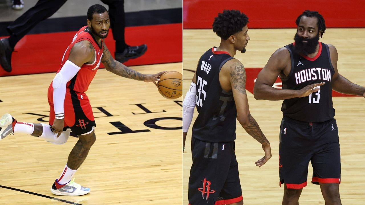 """""""James Harden, you want to jump off the cliff after 9 games?"""": John Wall slams Rockets star for openly conceding he wants to leave Houston"""