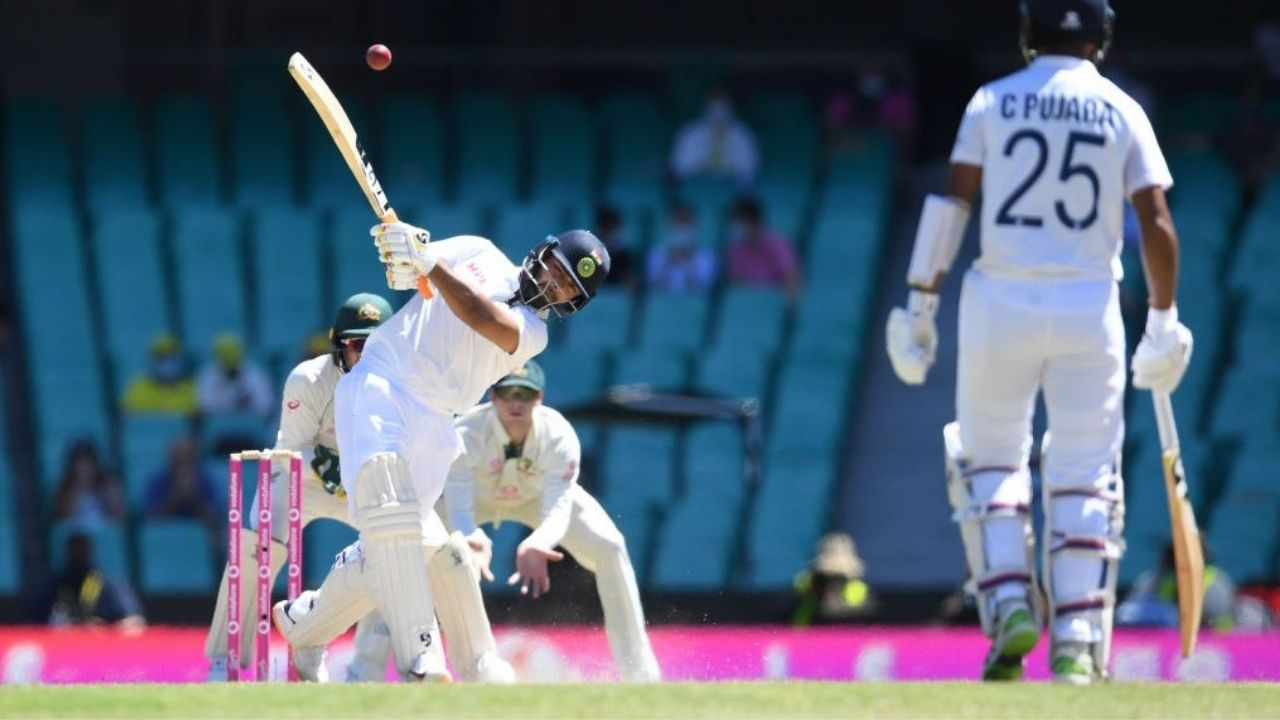 Rishabh Pant out: Pant narrowly misses 3rd Test ton but gets eulogized by Twitterati for counter-attacking knock in Sydney Test