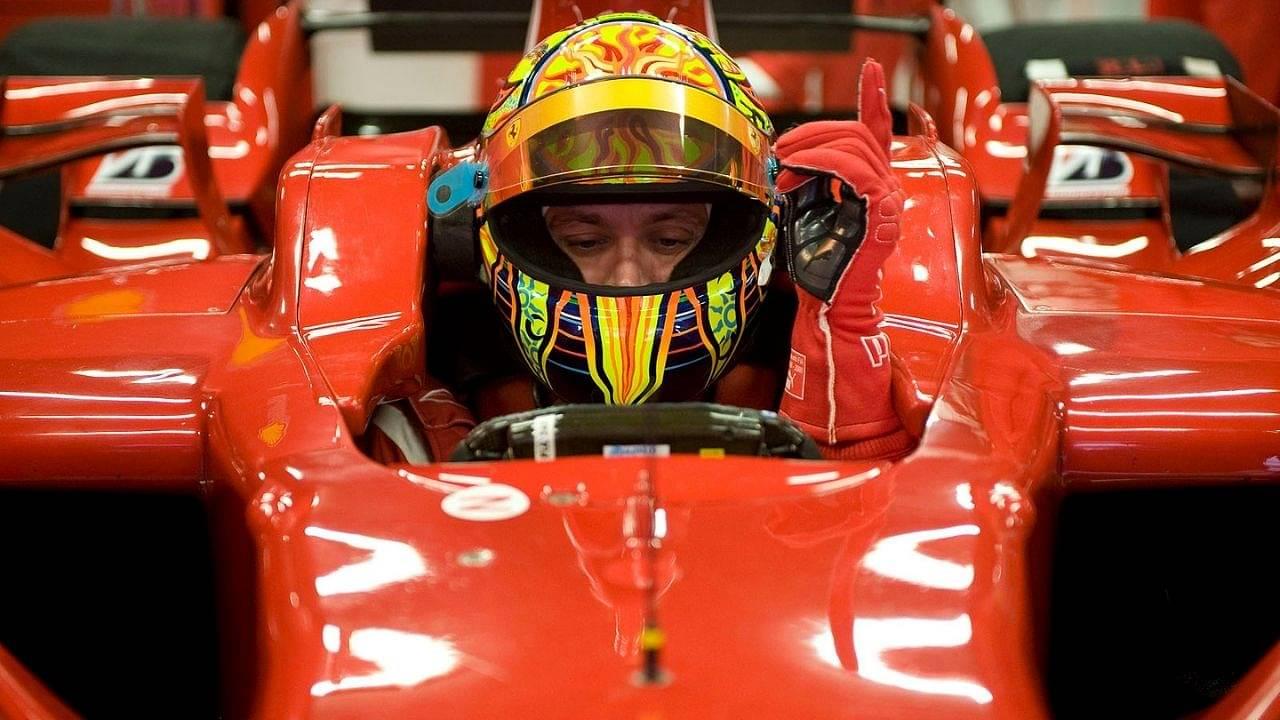 """Valentino was very close to driving in Formula 1""- Ferrari mapped Valentino Rossi's switch to F1 via Sauber"
