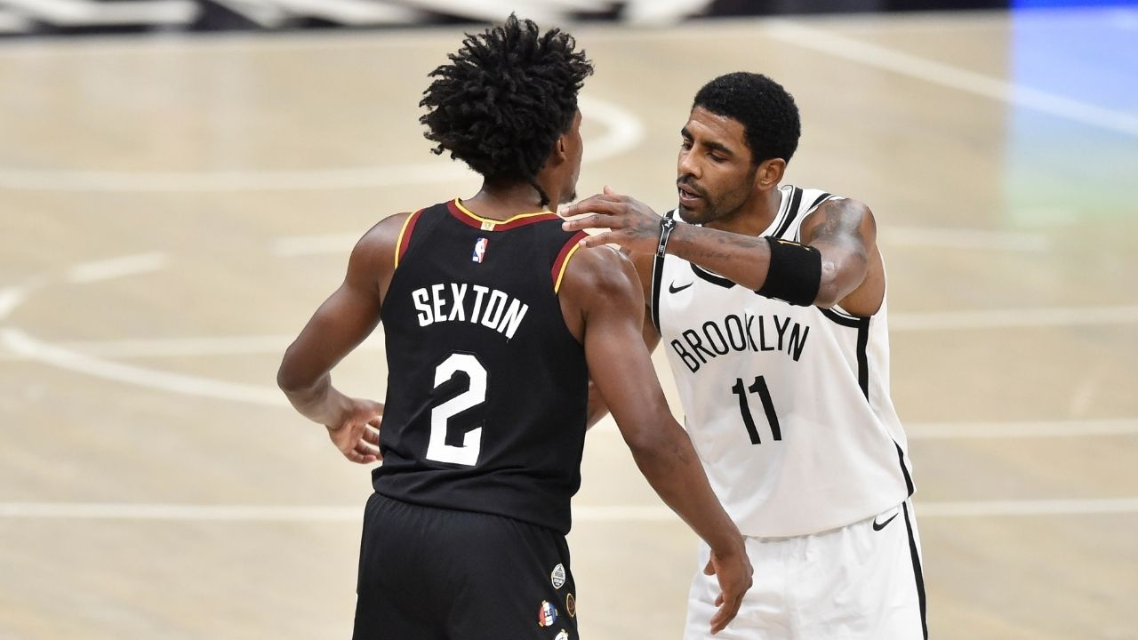 """""""Nets are better without Kyrie Irving"""": NBA fans react to Collin Sexton beating Kevin Durant and co with 18 straight points for Cavs"""