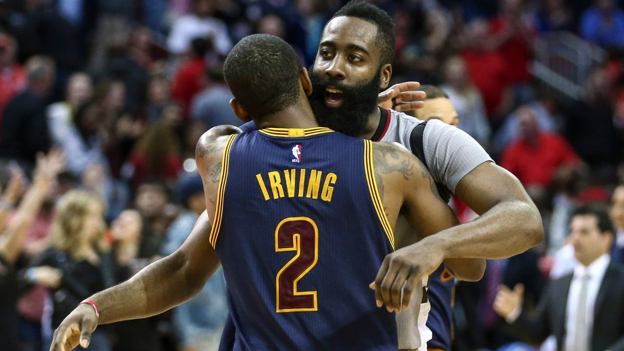 """""""Nets now have a flat earther, multiple burner accounts and honey buns"""": Jay Williams hilariously calls Kyrie Irving, Kevin Durant and James Harden the oddest NBA trio ever"""